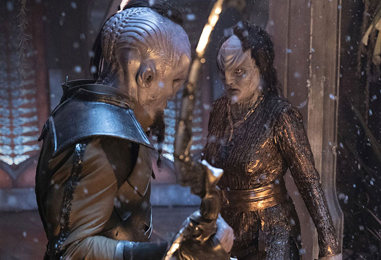 "[REVIEW] STAR TREK: DISCOVERY ""Point of Light"""
