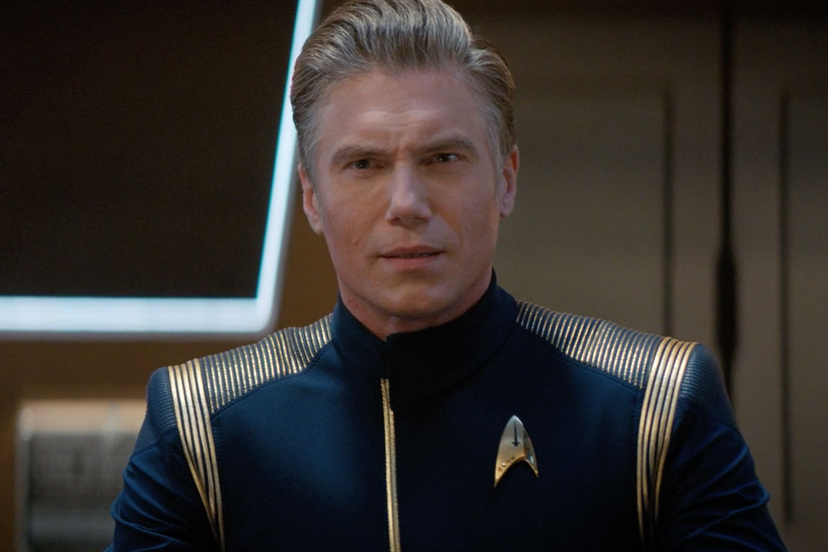 """[REVIEW] Star Trek: Discovery """"Saints of Imperfection"""": Paging Dr. Culber"""