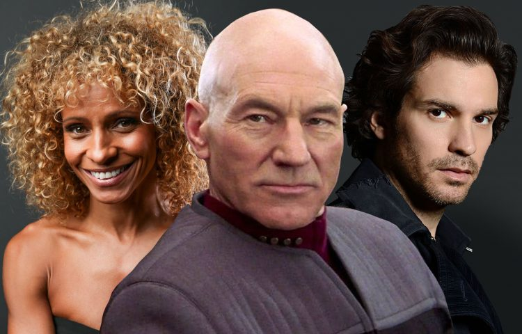 "Star Trek ""Picard"" Series Adds Co-Stars Santiago Cabrera and Michelle Hurd"