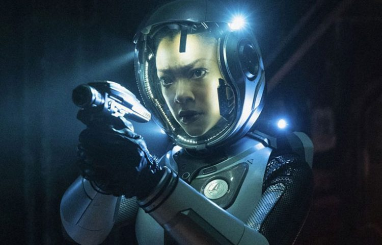 "Images & Trailer for STAR TREK: DISCOVERY 209 ""Project Daedalus"""