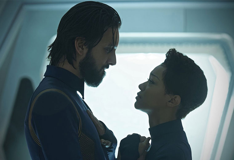 """9 Images & Trailer for STAR TREK: DISCOVERY Episode 213 """"Such Sweet Sorrow"""""""