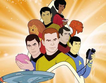 Official Guide to Star Trek: The Animated Series to be Released Later This Year