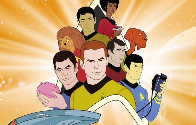 Official Guide to Star Trek: The Animated Series to be Released ...