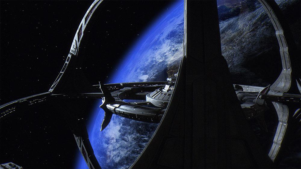 Deep Space Nine remastered in HD