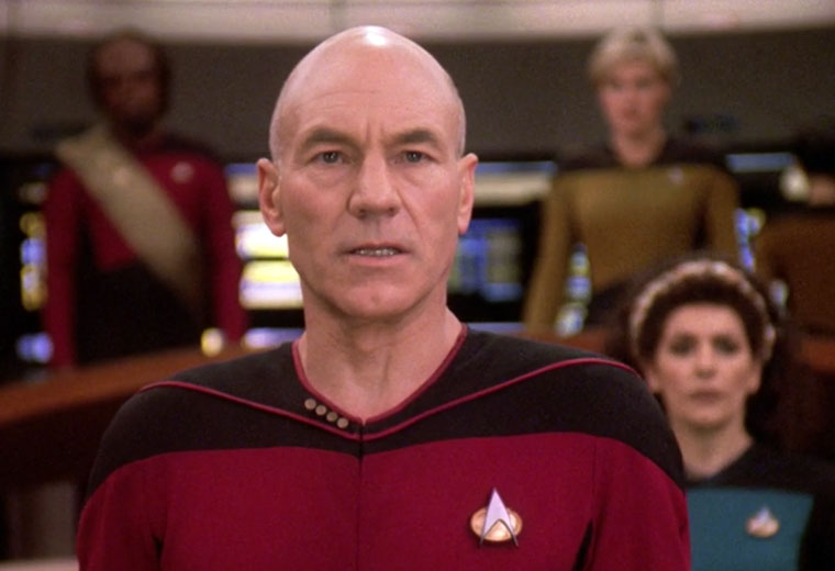 Patrick Stewart Announces Amazon Prime Deal for Picard Star Trek Series [Outside the US]