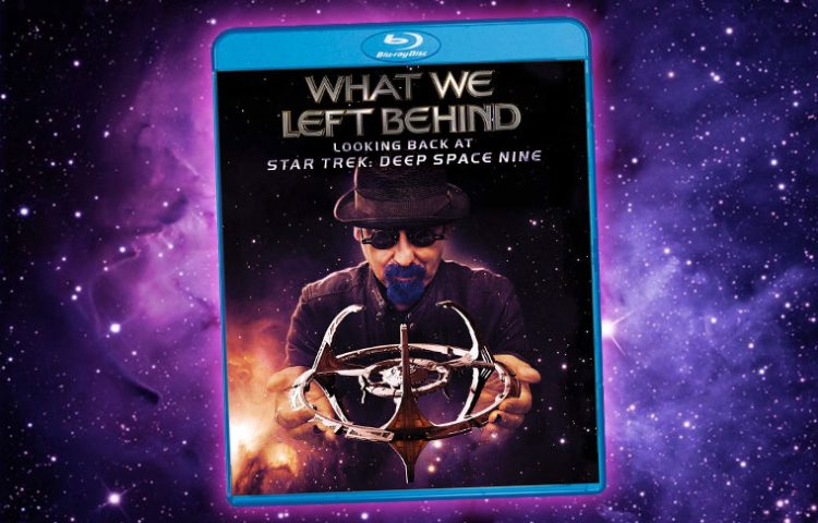 "DS9 Doc ""What We Left Behind"" Now Available for Pre-Order"