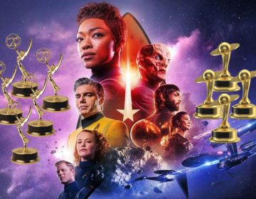 STAR TREK: DISCOVERY Racks Up Multiple Emmy & Saturn Award Nominations