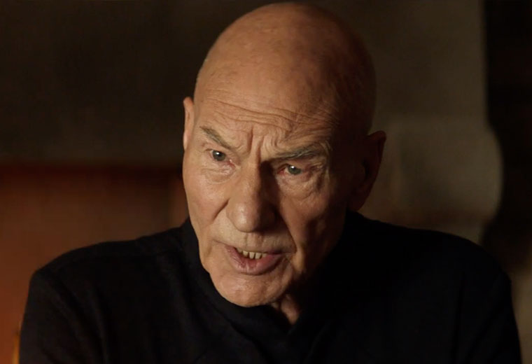 WATCH: Check out the New STAR TREK: PICARD Comic-Con Trailer