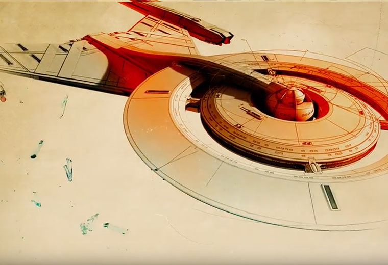STAR TREK: DISCOVERY Opening Title Designer Talks its Evolution for Season 2