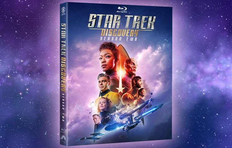 STAR TREK: DISCOVERY Season 2 Blu-ray, DVD Release Announced + Bonus Features Revealed
