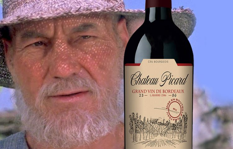 [INTERVIEW] Star Trek Wines Chief on How 'Château Picard' Came to Be