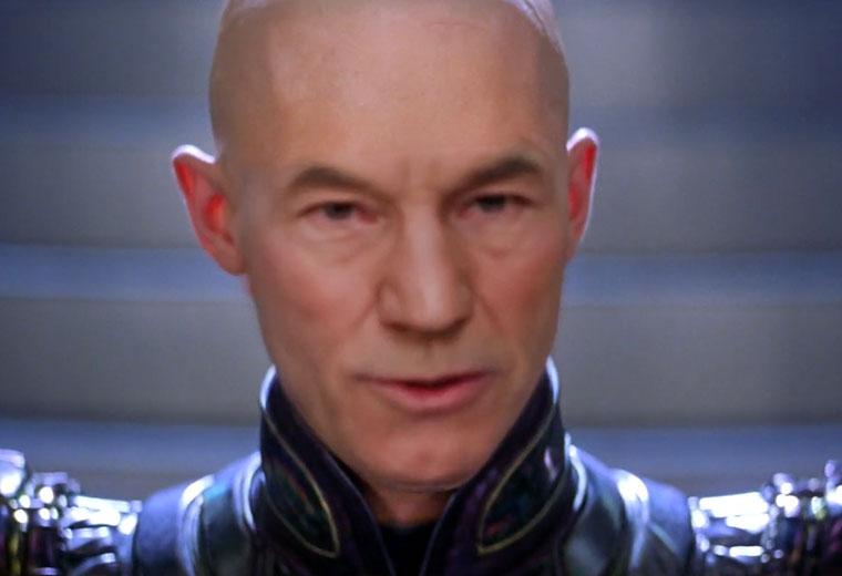 WATCH: What if Patrick Stewart played Shinzon in Nemesis?