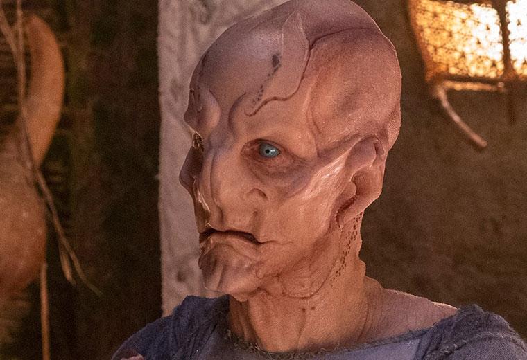STAR TREK: DISCOVERY Wins Emmy Award