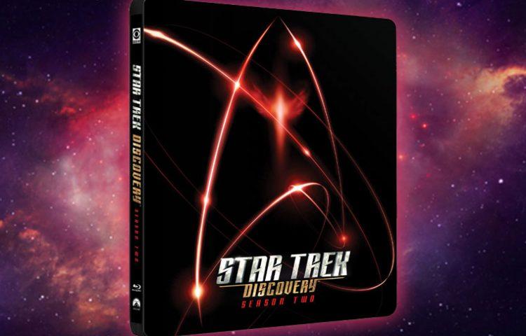 Star Trek: Discovery Season 2 SteelBook Edition Blu-ray Announced
