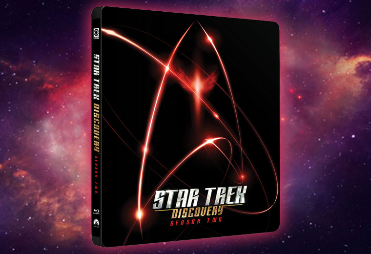 Star Trek: Discovery Season 2 SteelBook Edition Blu-ray Announced