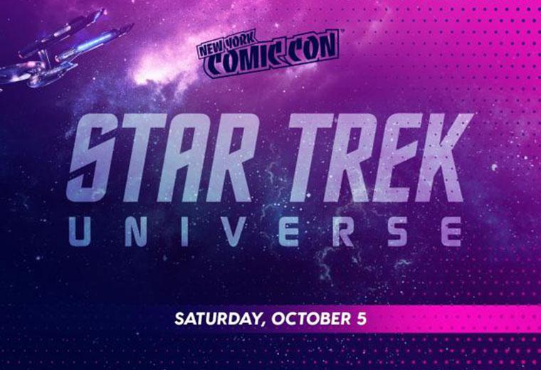 Star Trek: Picard, Star Trek: Discovery Beaming Down to New York Comic Con
