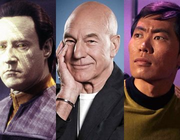 [PREVIEW] DESTINATION STAR TREK Welcomes Patrick Stewart, Brent Spiner, George Takei to Birmingham, UK This Weekend