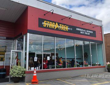[GALLERY] Step Inside the Star Trek Original Series Set Tour