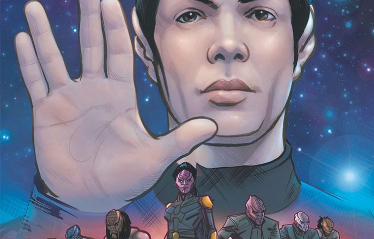 [REVIEW] L'Rell Confronts Death in STAR TREK: DISCOVERY - AFTERMATH, Issue 3