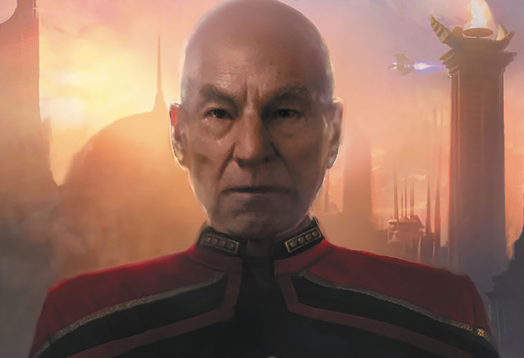 [REVIEW] Jean-Luc Picard Returns in STAR TREK: PICARD - COUNTDOWN, Issue 1