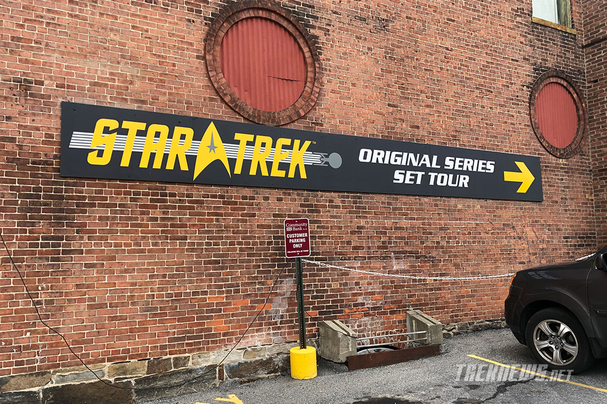 Star Trek Original Series Tour