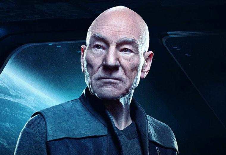 STAR TREK: PICARD Renewed for Second Season, Ahead of Next Month's Premiere