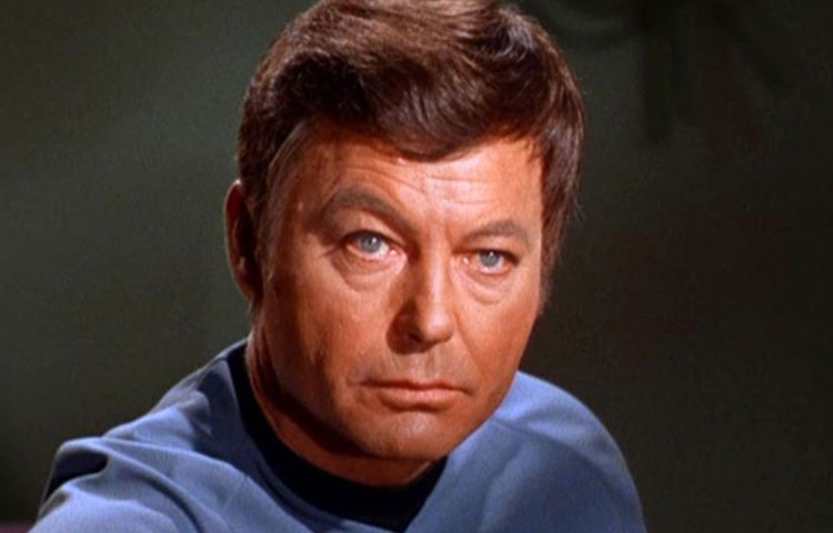 Remembering DeForest Kelley, On His 100th Birthday