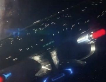 "WATCH: The Enterprise-D Returns in Latest STAR TREK: PICARD Trailer ""Blue Skies"""