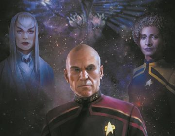 [REVIEW] STAR TREK: PICARD - COUNTDOWN Comic Series Concludes with Issue 3