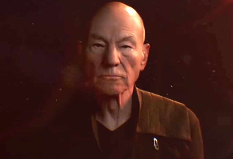 WATCH: STAR TREK: PICARD Opening Title Sequence + 3 Episode Titles Revealed