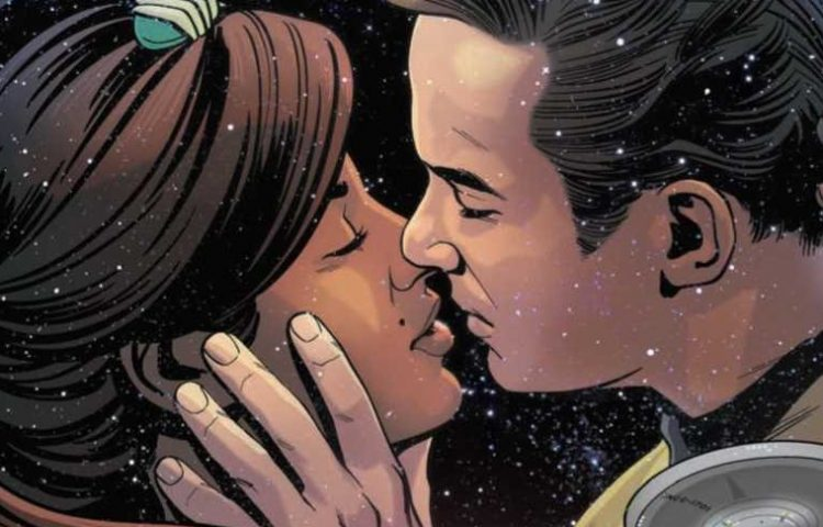 [REVIEW] Love Is Kirk's Greatest Mission in STAR TREK: YEAR FIVE - VALENTINE'S DAY SPECIAL