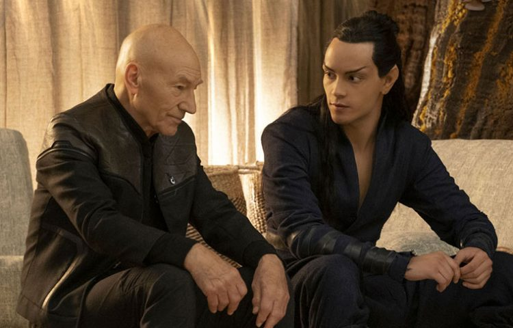 "10 New Photos from STAR TREK: PICARD Episode 4 ""Absolute Candor"""