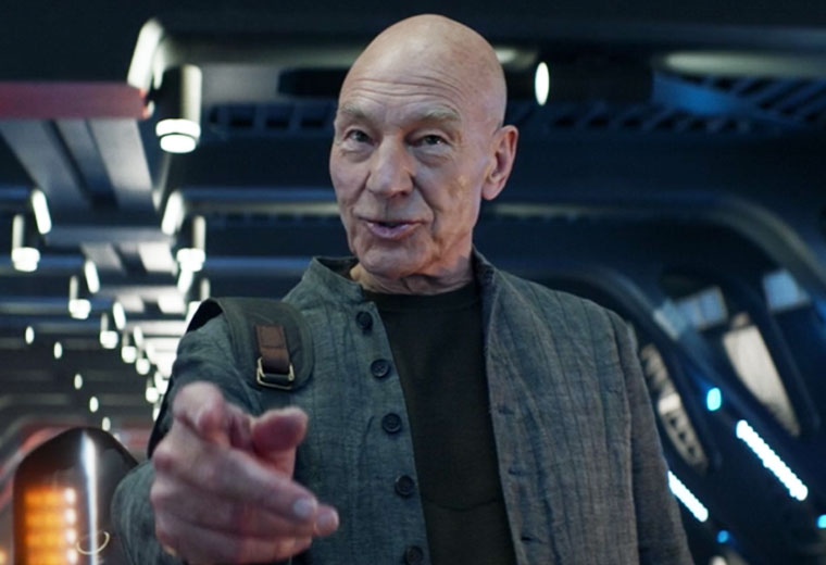 """[REVIEW] STAR TREK: PICARD Takes Flight in Episode 3 """"The End is the Beginning"""""""