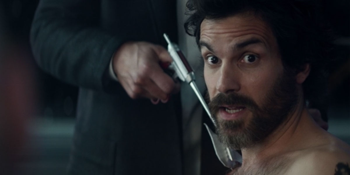 Santiago Cabrera as Rios