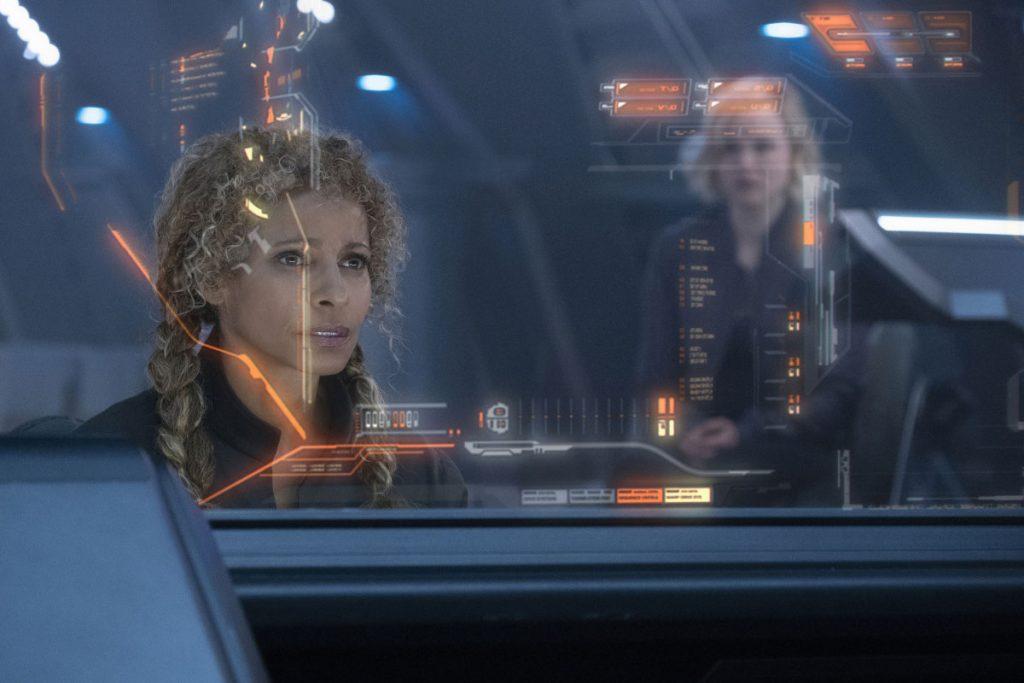 Michelle Hurd as Raffi