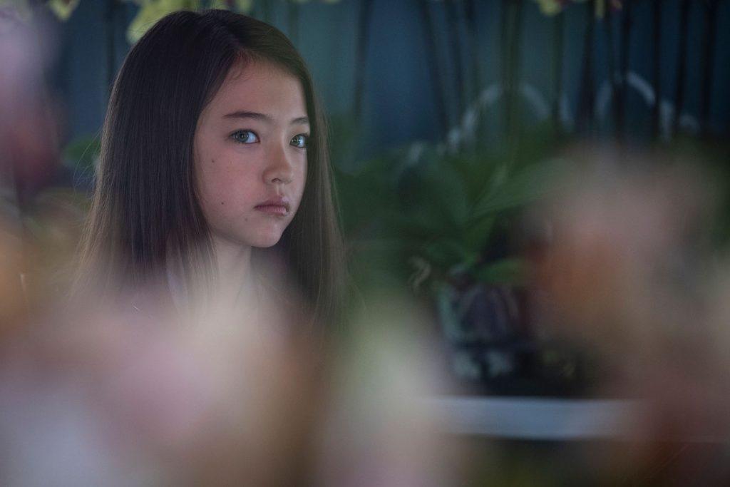 Ella McKenzie Gross as Young Soji