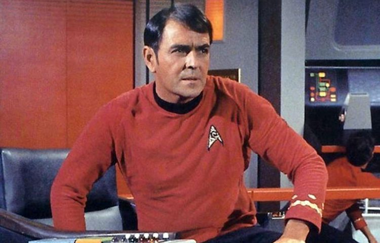 "Remembering ""Scotty"" James Doohan, On His 100th Birthday"