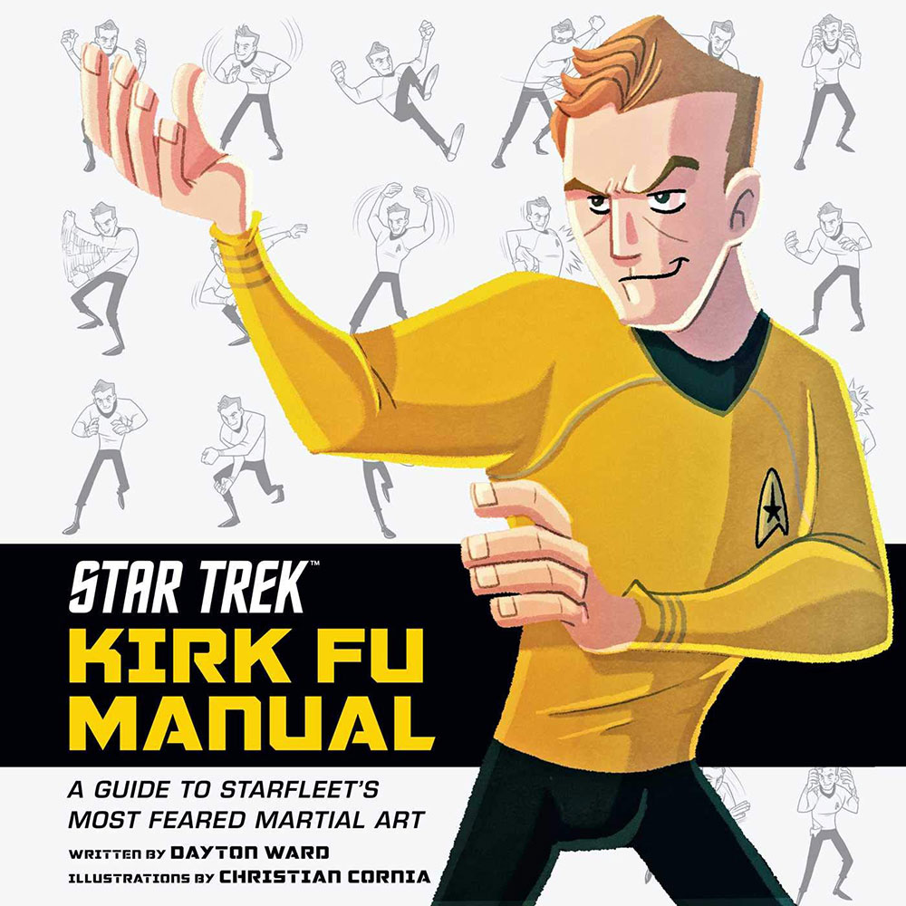 Cover of Star Trek: Kirk Fu Manual