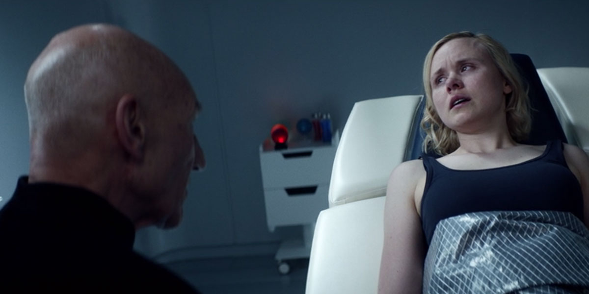 Alison Pill as Dr. Jurati