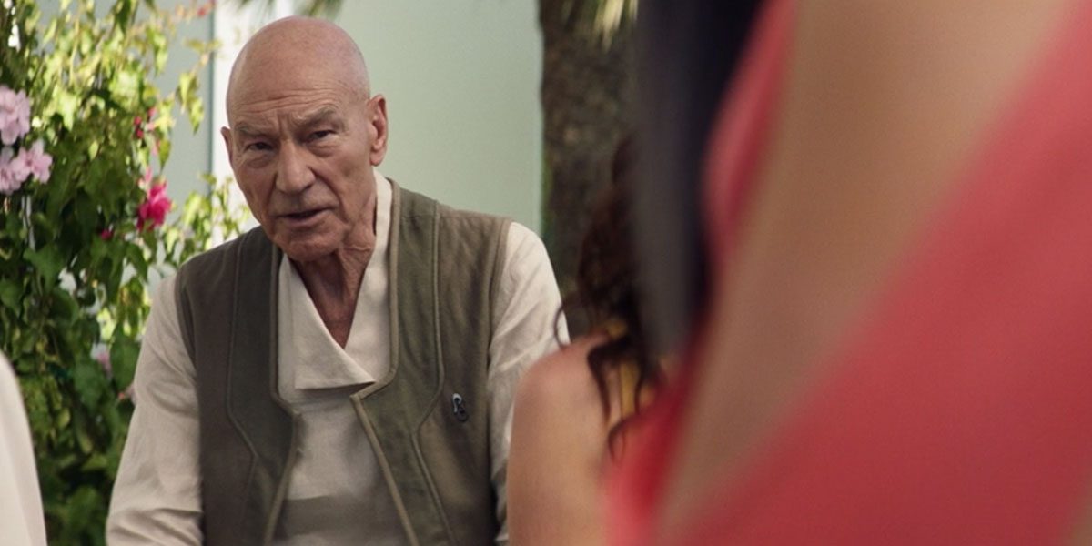 "[REVIEW] STAR TREK: PICARD ""Et in Arcadia Ego, Part I"": The Beginning of the End"