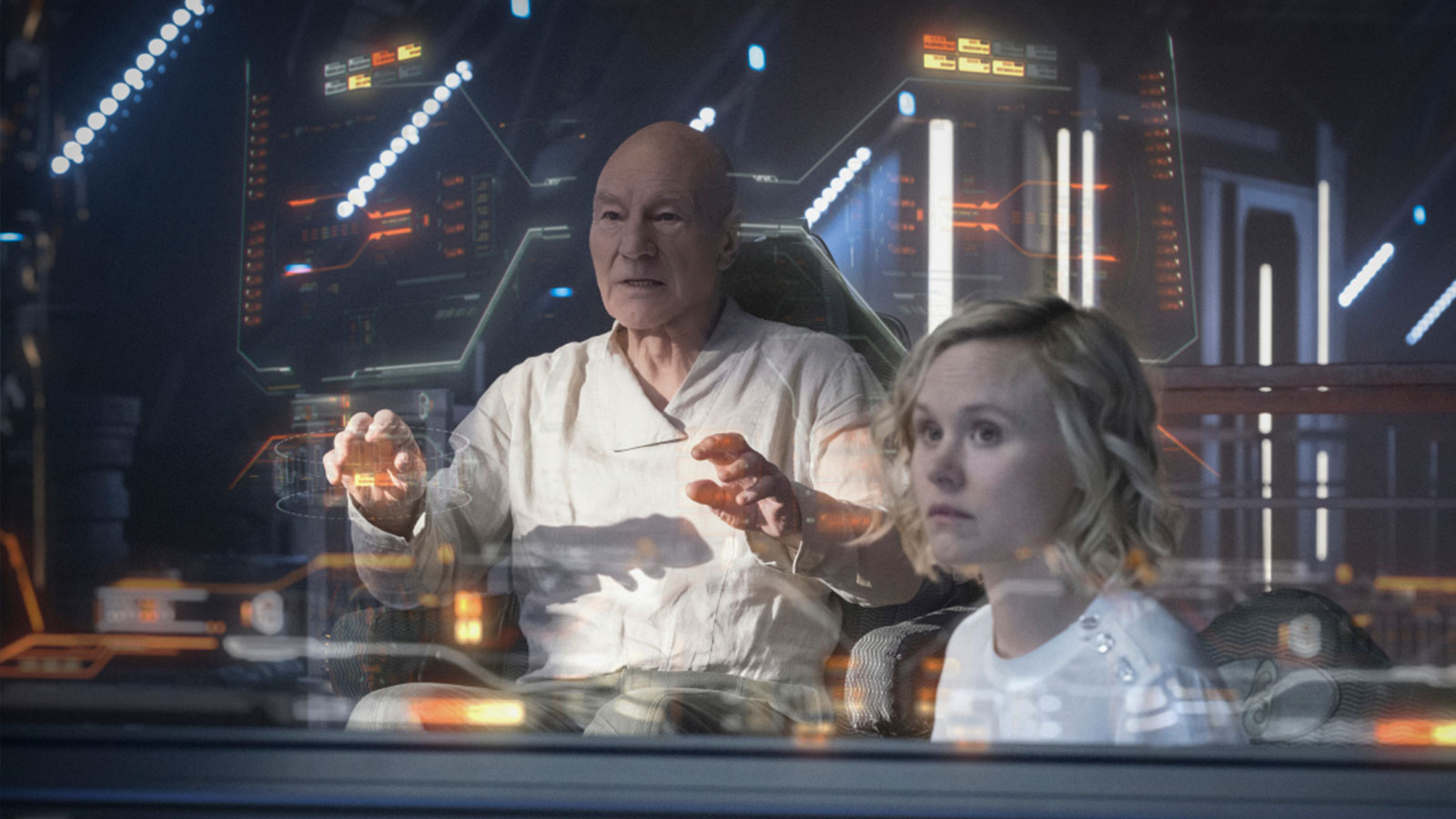 """[REVIEW] STAR TREK: PICARD Finale """"Et In Acadia Ego, Part 2"""": A Touching End To An Impressive First Season"""