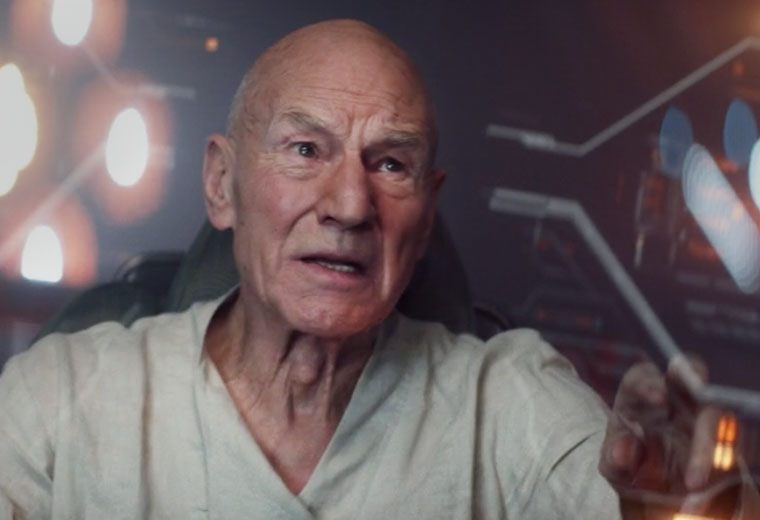 "[REVIEW] STAR TREK: PICARD Finale ""Et in Acadia Ego, Part 2"": A Touching End to an Impressive First Season"