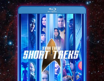 STAR TREK: SHORT TREKS Coming to Blu-ray, DVD in June