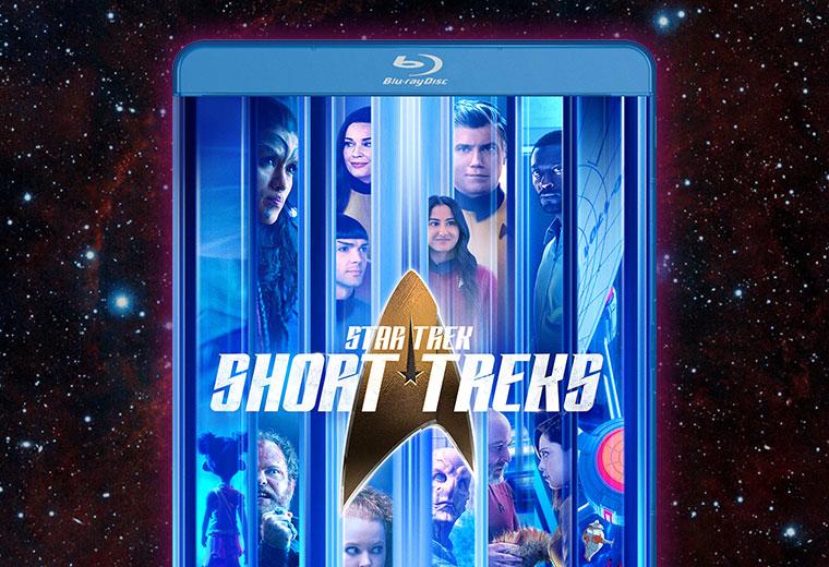 STAR TREK: SHORT TREKS Coming to Blu-ray, DVD in June