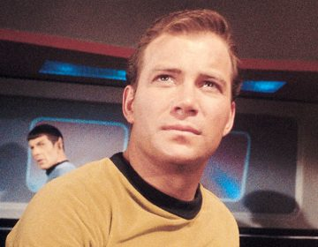 Star Trek's William Shatner Celebrates His 89th Birthday
