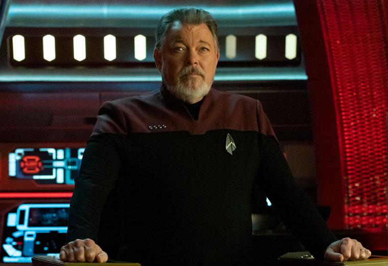 Jonathan Frakes Confirms He'll Return to Direct STAR TREK: PICARD Season 2