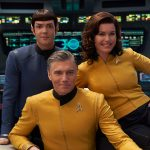 Captain Pike Series 'STAR TREK: STRANGE NEW WORLDS' Ordered by CBS All Access
