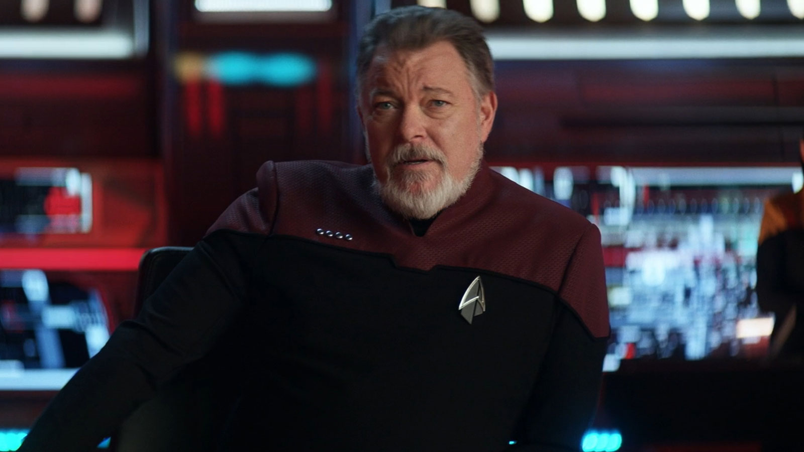 Jonathan Frakes Hopes To Return As Riker In PICARD Season 2, Talks Gene's Vision Of The Future