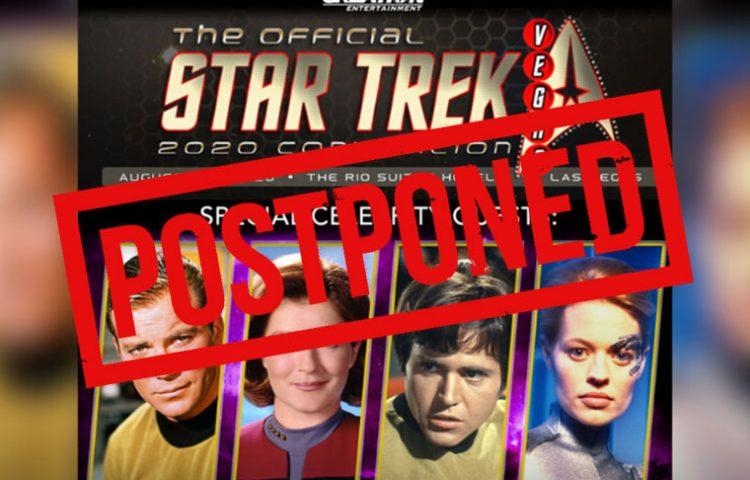 STAR TREK LAS VEGAS Postponed, New Location Announced