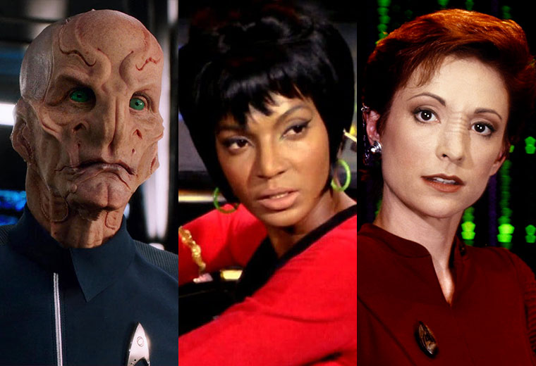 Nichelle Nichols, Doug Jones, Nana Visitor, Robert Beltran & More to Take Part in VIRTUAL TREK CON Next Month